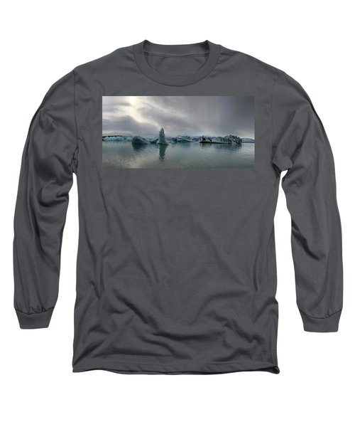 Ice Lagoon Long Sleeve T-Shirt