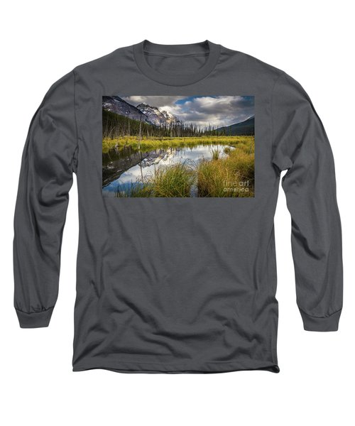 Icefields Parkway Tarn Long Sleeve T-Shirt