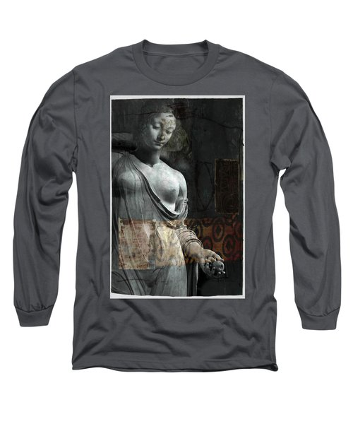 If Not For You - Statue Long Sleeve T-Shirt