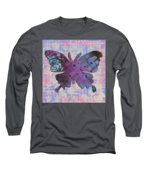 Imagine Butterfly Long Sleeve T-Shirt