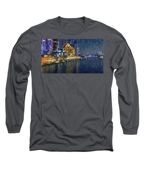 Impression Of Melbourne Long Sleeve T-Shirt