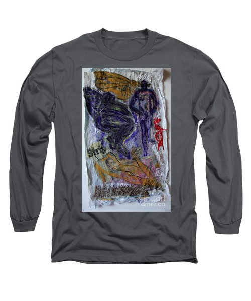In A Vice Like Grip Of Hate Long Sleeve T-Shirt