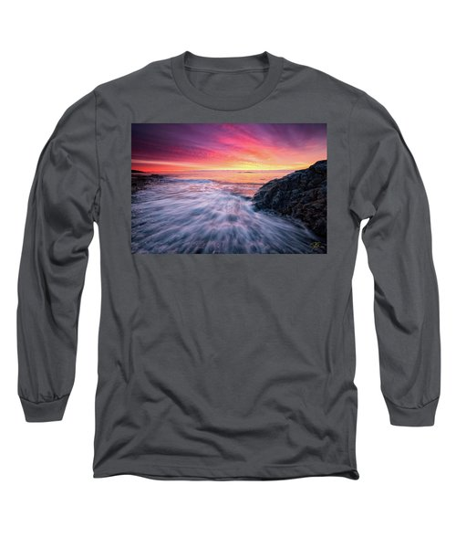 In The Beginning There Was Light Long Sleeve T-Shirt