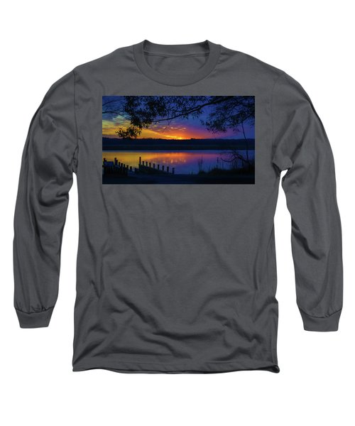 In The Blink Of An Eye Long Sleeve T-Shirt