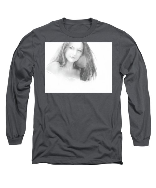 In The Clouds No. 2 Long Sleeve T-Shirt
