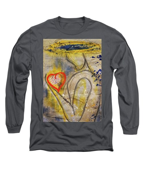 In The Golden Age Of Love And Lies Long Sleeve T-Shirt
