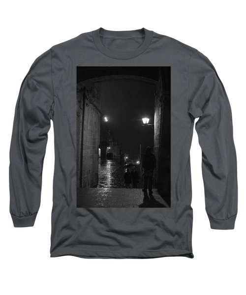 Long Sleeve T-Shirt featuring the photograph In Wait by Alex Lapidus