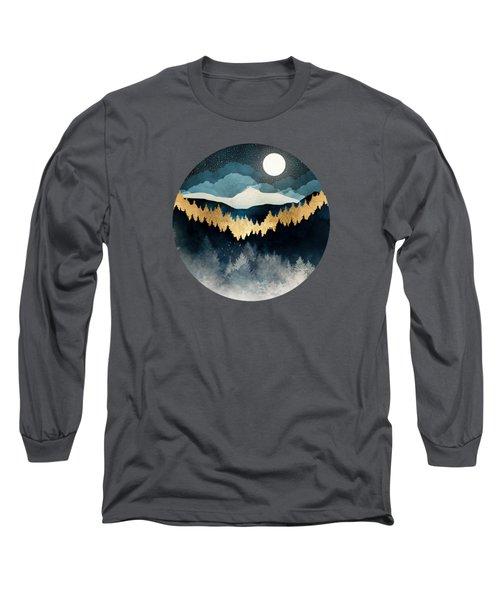 Indigo Night Long Sleeve T-Shirt