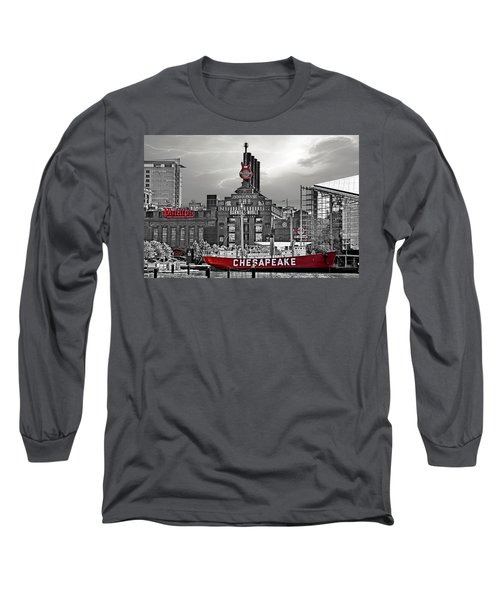 Inner Harbor Long Sleeve T-Shirt