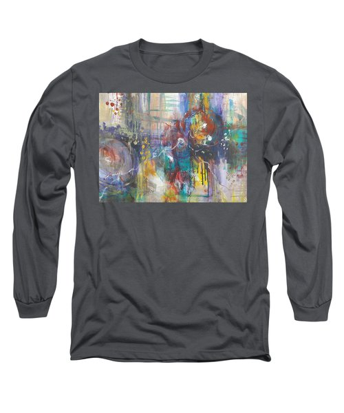 Interconnected Long Sleeve T-Shirt