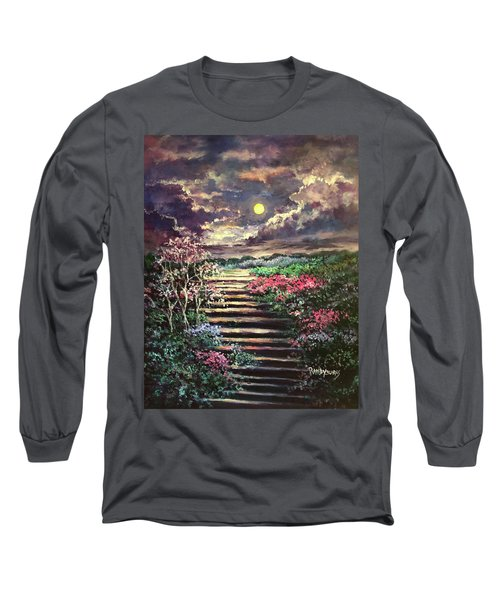 Invitation To Heaven Long Sleeve T-Shirt