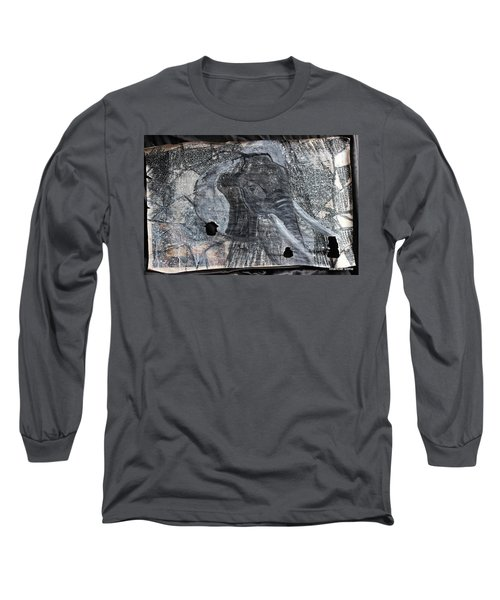Isn't There Always An Elephant That No One Can See Long Sleeve T-Shirt