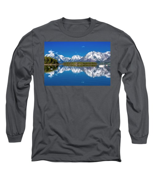 Jackson Lake Long Sleeve T-Shirt