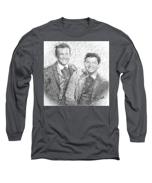 Jim And Artimus Long Sleeve T-Shirt