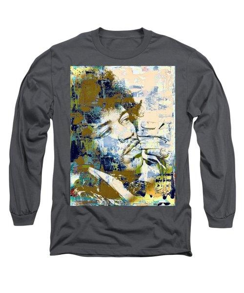 Jimi Soul Long Sleeve T-Shirt