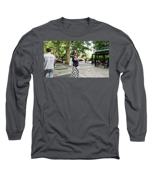 Jing An Park Long Sleeve T-Shirt