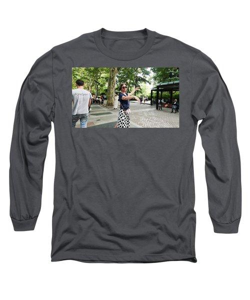 Jing An Park Long Sleeve T-Shirt