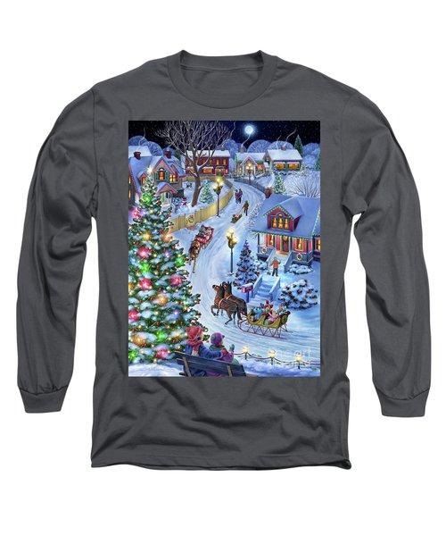 Jingle All The Way Long Sleeve T-Shirt