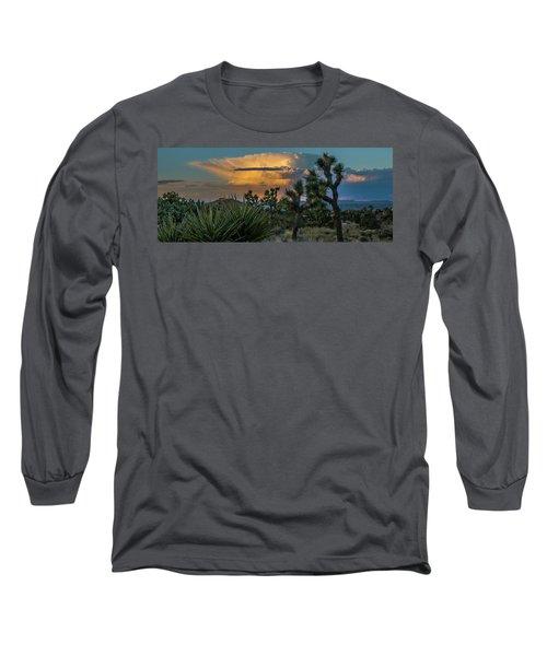 Joshua Tree Thunder Long Sleeve T-Shirt