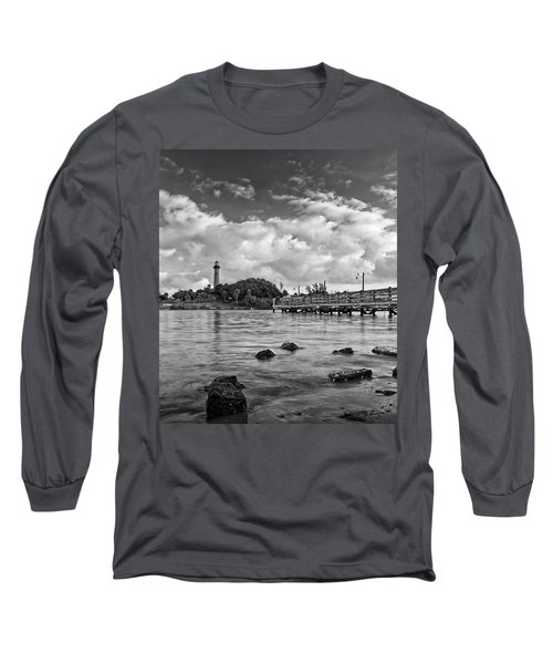 Jupiter Lighthouse 2 Long Sleeve T-Shirt
