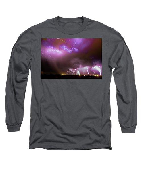 Just A Few Bolts 001 Long Sleeve T-Shirt