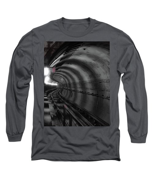 Just Around The Bend Long Sleeve T-Shirt