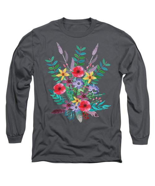 Just Flora II Long Sleeve T-Shirt