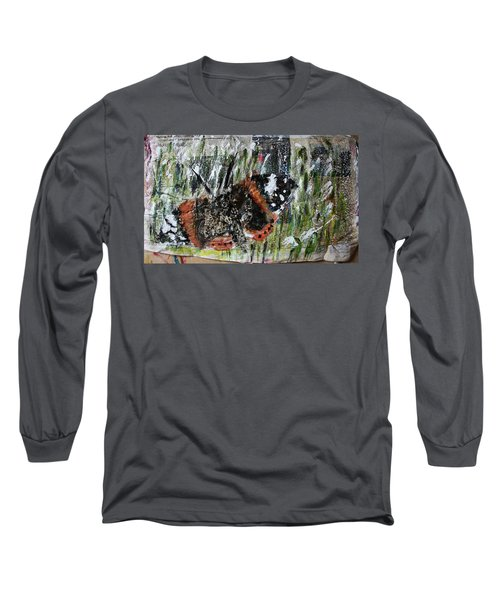 Just Hold On Long Sleeve T-Shirt