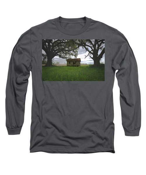 Just Me And The Trees Long Sleeve T-Shirt