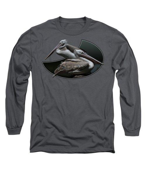 Juxtaposition - Pelicans Long Sleeve T-Shirt