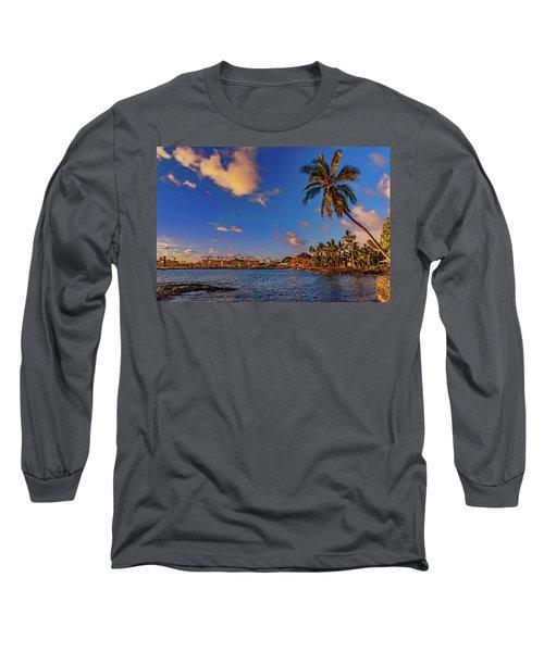 Kailua Bay Long Sleeve T-Shirt