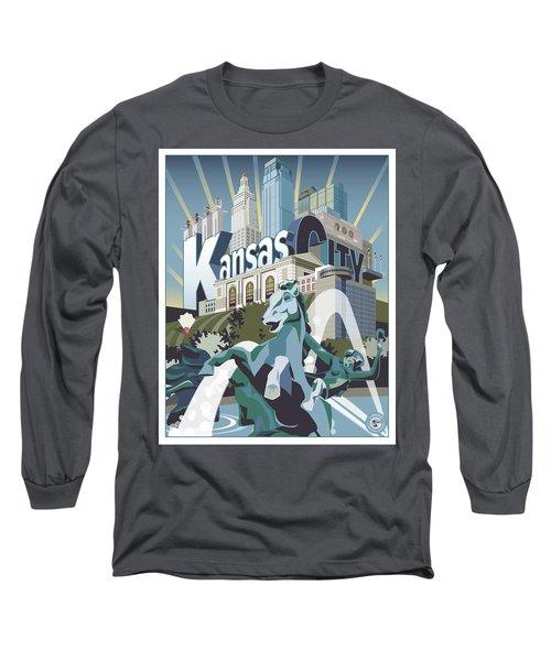Kansas City Long Sleeve T-Shirt