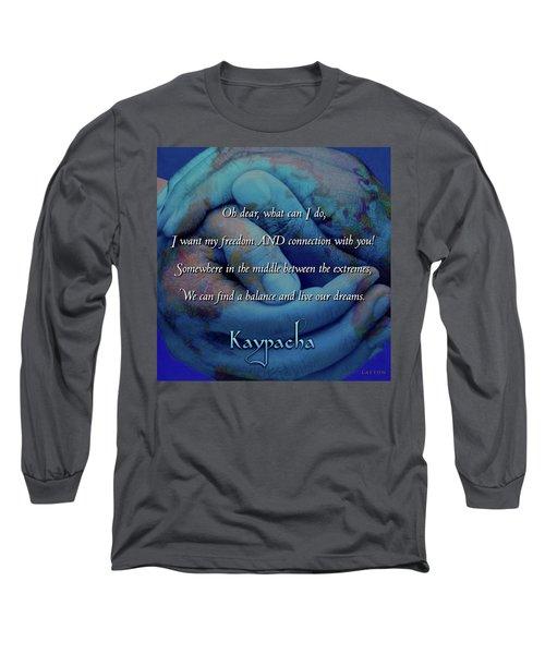Kaypacha - November 28, 2018 Long Sleeve T-Shirt