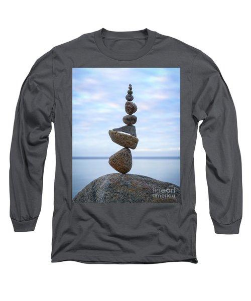 Keep The Balance Long Sleeve T-Shirt
