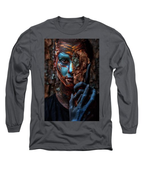 Keeper Of The Woods Long Sleeve T-Shirt
