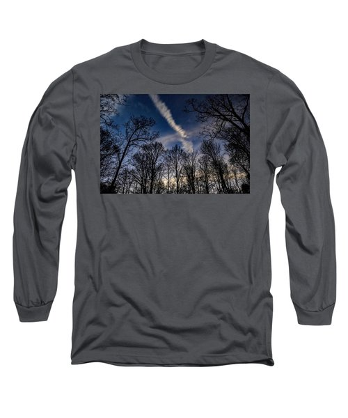 Kentucky Sky Long Sleeve T-Shirt