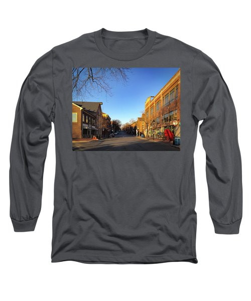 King Street Sunrise Long Sleeve T-Shirt
