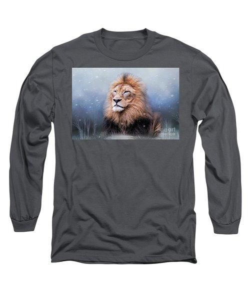 King Winter Long Sleeve T-Shirt