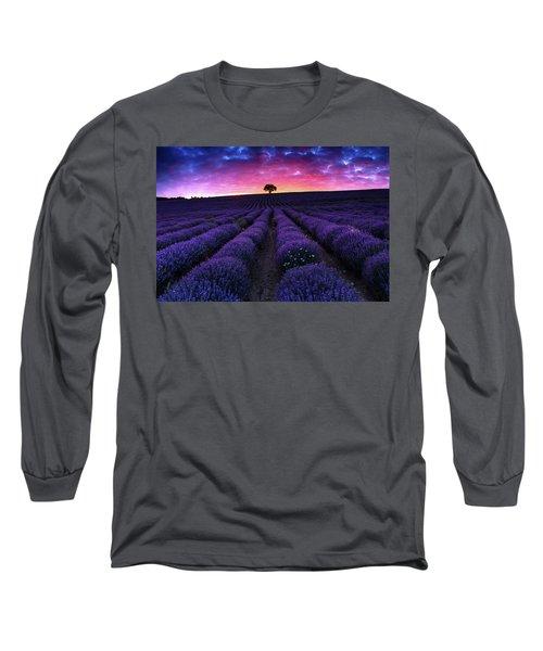 Lavender Dreams Long Sleeve T-Shirt