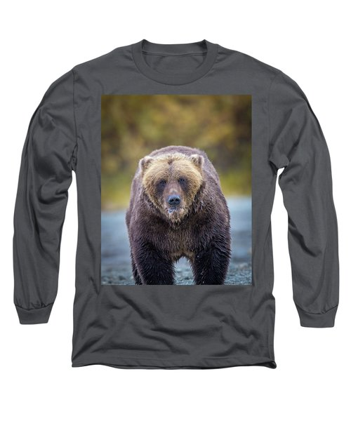 Lazy C Angry  Long Sleeve T-Shirt