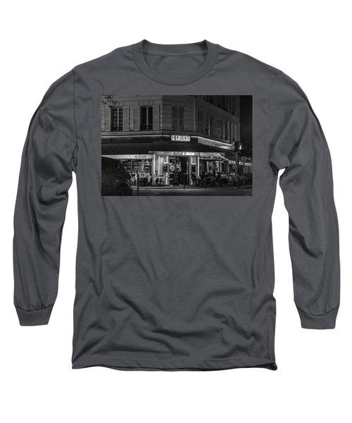 Long Sleeve T-Shirt featuring the photograph Le Galliera by Randy Scherkenbach