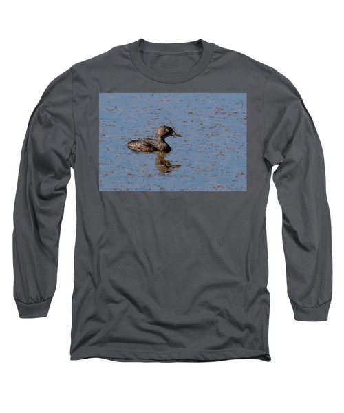 Least Grebe Long Sleeve T-Shirt