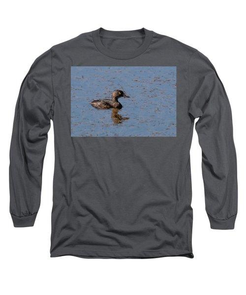 Least Grebe Long Sleeve T-Shirt