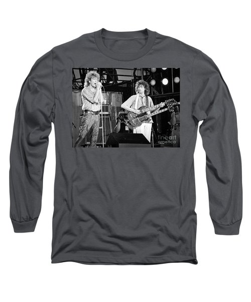 Led Zeppelin Jimmy Page Robert Plant  Long Sleeve T-Shirt