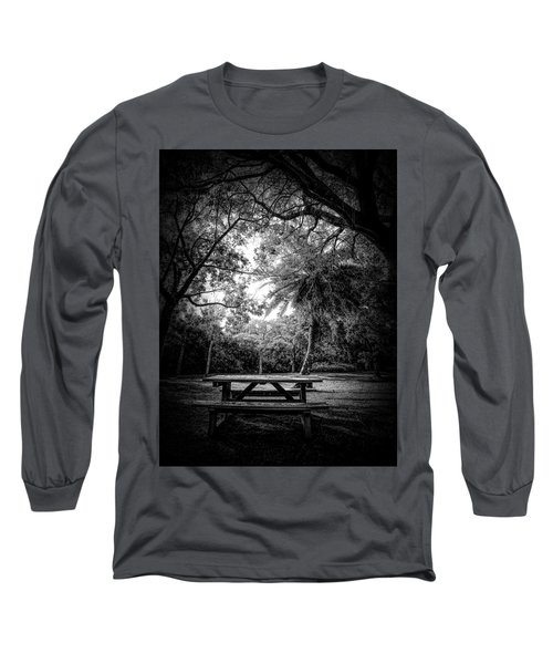 Let The Light In Long Sleeve T-Shirt