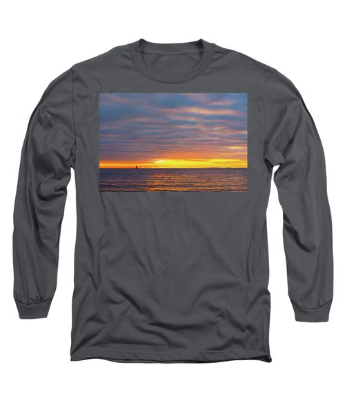Light On The Horizon Long Sleeve T-Shirt