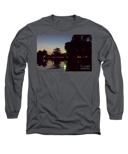 Lighthouse Light Long Sleeve T-Shirt