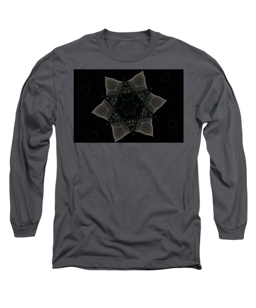 Lights Within A Star Long Sleeve T-Shirt