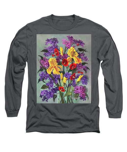 Lilac Days Long Sleeve T-Shirt