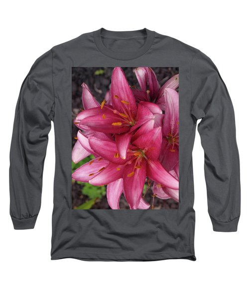 Lilixplosion - 1 Long Sleeve T-Shirt